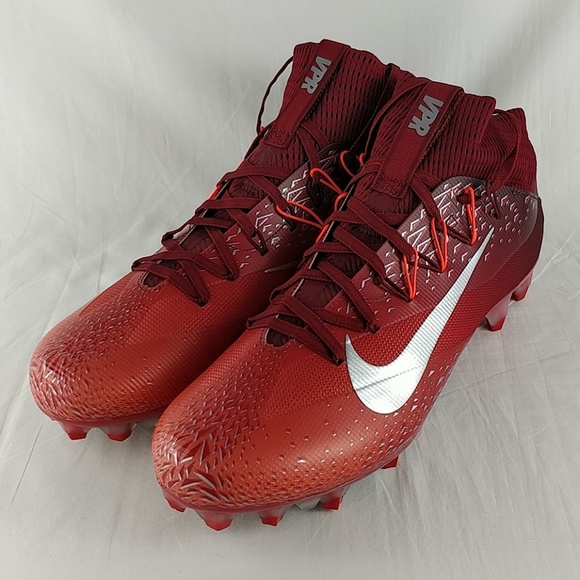 Nike 824470 Mens Untouchable 2 Football Lacrosse Mid Top Cleats Shoes